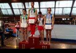 Gimnastičari se vratili sa srebrom i broncom iz Novog Sada