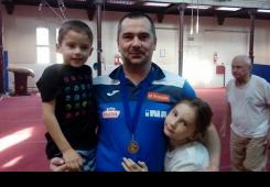 Gimnastička veteranijada: Damir Fotak osvojio treće mjesto