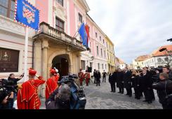 Predsjednica doselila ured u Varaždin, a od četvrtka u Čakovcu