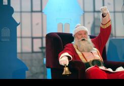 Advent u Varaždinu: Utrka Djeda Mrazova i bogat program za djecu
