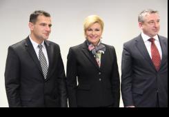 Evo koje je probleme predsjednica detektirala na sjeveru Hrvatske