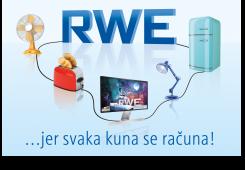 U Novoj godini s RWE-om štedite na režijama!