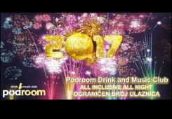 Dijelimo ulaznicu za doček Nove godine u Podroomu uz Atomi Live Bend!