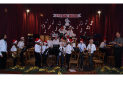 FOTO: Puhački orkestar Goričan koncertom napunio dvoranu