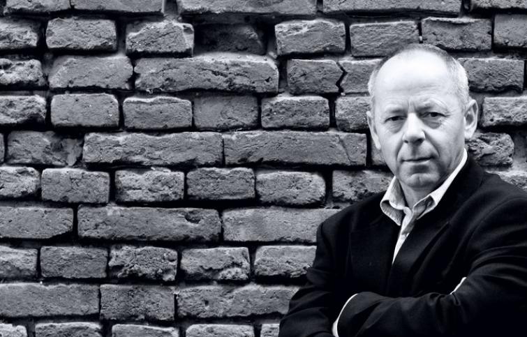 Ivan Goričanec, autor teksta i redatelj predstave, inicijator osnivanja MAKAMUS-a