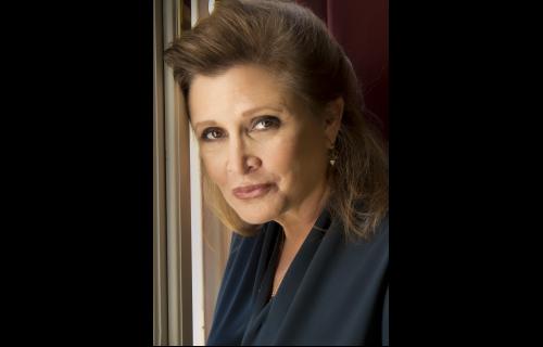 Zbogom Princeza Leia: Preminula glumica Carrie Fisher