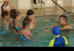 Bilo je veselo i sportski: Završio plivački kamp