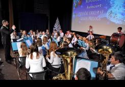 Puhački orkestar Grada Preloga koncertom zagrijao publiku