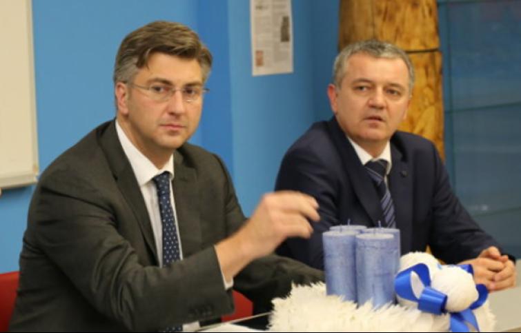 Darko Horvat se ne slaže s prijedlogom svog stranačkog šefa, Foto: zv