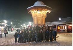 Ekipe Nogometne škole Strahoninec zaigrale u Sarajevu