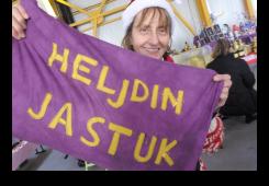 Vesna Branilović iz Selnice heljdine ljuskice puni za jastuke