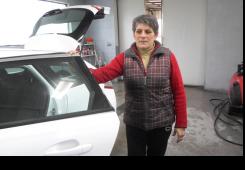 Nevenka Tizaj iz Čehovca: Automobili su moja strast i ljubav!