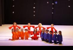 130 plesača na Vivoninoj plesnoj zimskoj produkciji