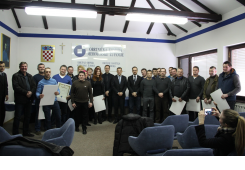 FOTO: Diplome zaradila 33 nova majstora zanata
