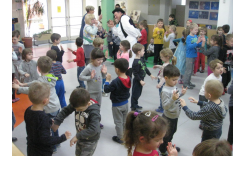 Ivan Gašpar djecu u Cvrčku podučio međimurskoj glazbi