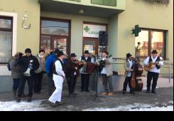 FOTO:  Na Štrigovskom Vincekovom pohodu i policijska udruga IPA