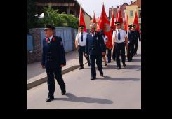 Slavko Loparić 16-godišnjim zapovjedništvom zadužio DVD Goričan