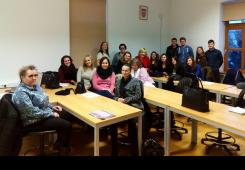 Uspješna kreativna suradnja studenata MEV-a i Udruge slijepih!