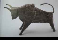 80-ak skulptura posvećenih motivu bika iz zbirke Danijela Režeka