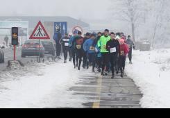 Kros liga Globetka: Ni led ni minus nisu zaustavili 126 trkača