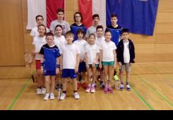 FOTO: Šest medalja za igrače Badmintonskog kluba Međimurje