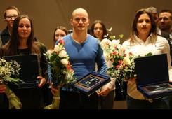 Paula Posavec, Ena Babić i Filip Ude najbolji sportaši Čakovca u 2016.
