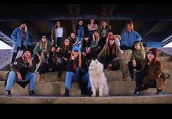 VIDEO: Oko V. Hošnjak okupile se plesačice iz raznih dijelova zemlje