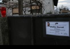 FOTO:  Policija istražuje smrt Zlatka Horvata iz Kuršanca!