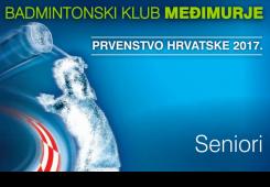 U Čakovcu badminitonsko Prvenstvo Hrvatske za seniore