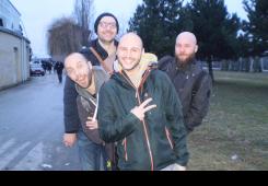 FOTO: Središćanci se dobro nasmijali uz ekipu Lajnapa i pomogli