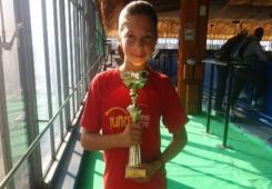 Međimurska tenisačica Antonia Ružić ušla u finale Zagi Kupa