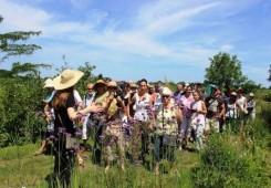 FOTO: Biovrt u Roku posjetilo 60 ljudi iz cijele sjeverne Hrvatske