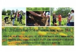 Budite dio biovrtne radne akcije u Novom Selu Rok! :)