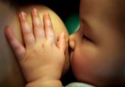 U Hrvatskoj je nakon šest mjeseci života dojeno 19 posto djece