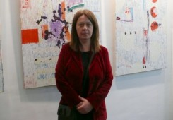 FOTO: Otvorena izložba slikarice Dorice Matjan