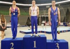 Filip Ude na Svjetskom kupu u Ljubljani osvojio srebro!