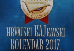 Hrvatski kajkavski kolendar već 25 godina promiče kajkavštinu