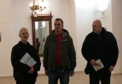 FOTO: Darije Petković izložbom protiv nesređenih javnih prostora