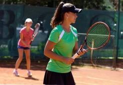 Tenisačica Leonarda Horvat osvojila Otvoreno prvenstvo Koprivnice