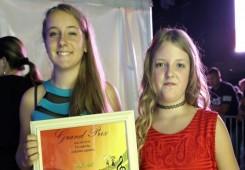 FOTO: Grand Prix osvojile Viktorija Brezarić i Nuša Forštnarić!