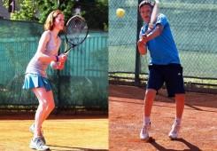 FOTO: Teniski Croatia Cup osvojili Noa Krznarić i Mili Poljičak