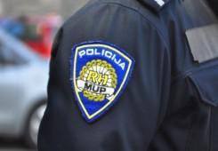 Policija izvijestila: Tijekom ponedjeljka nije se dogodilo ništa