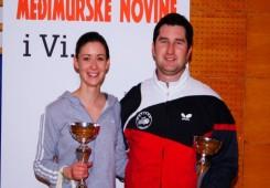 FOTO: Sari Mikac šesti uzastopni seniorski naslov, B. Preksavcu treći