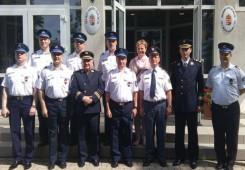 Delegacija međimurske policije posjetila policajce Županije Zala