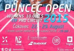 Najavljen Punčec open - ženski ITF turnir