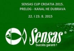 Sensas cup u Prelogu - 22. i 23. kolovoza