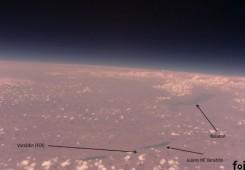 Studenti i mentori FOI-ja pustili sondu u Zemljinu atmosferu
