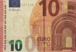 Ovako izgleda novih 10 eura