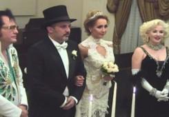 Prije Valentinova u Čakovcu, Cetinski se vjenčao u Vegasu