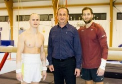Najbolji gimnastičari Izraela treniraju u Atonu u Nedelišću